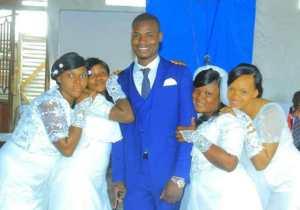 RDC/Bunia: une église chrétienne bénit le mariage d'un homme d'avec 4 femmes !