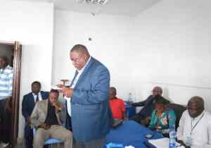 FEBACO: le SG Okito ordonne la réorganisation des élections