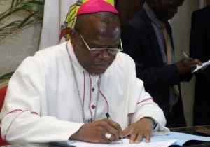 RDC: Fridolin Ambongo, archevêque de Kinshasa, inaugure son ministère ce dimanche 25 novembre