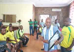 """RDC: la LISPED plébiscite VClub équipe """"Fair-play"""" de la saison 2017-2018 !"""