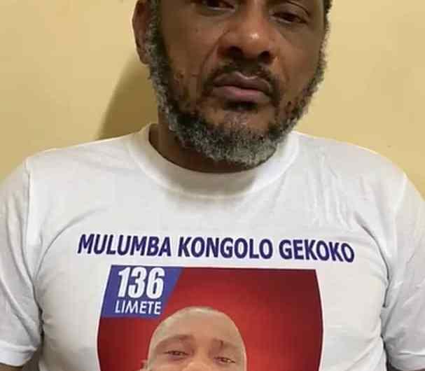 "RDC : ""Gecoco"" Mulumba bat campagne depuis la prison de Makala !"