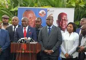 Présidentielle 2018 : V. Kamerhe désiste et soutient la candidature de F. Tshisekedi