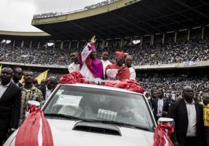 """Mgr Ambongo:  """"Ne cédez pas à la provocation et à la violence pendant la campagne électorale"""""""