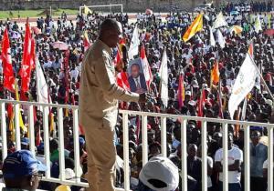 Présidentielle 2018: Ramazani Shadary a conquis Kolwezi