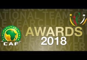 CAF-Awards 2018 : Ibenge, Malango et Makusu Mundele nominés !
