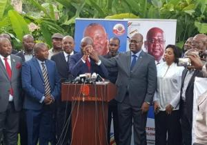 "Présidentielle 2018 : le tandem ""Fatshi-VK"" ce mardi 27 novembre à Kinshasa"