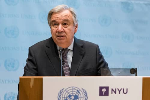 RDC/Beni: 7 casques bleus de l'ONU tués dans des combats contre les ADF