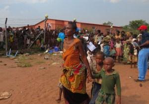 Congolais arrivés d'Angola: plus de 40.000 enfants ciblés par une campagne de vaccination préventive contre la rougeole
