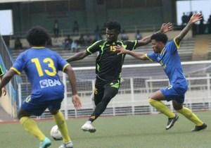 CAF-C2 : Nyuki trébuche à domicile face à Petro Atletico  !