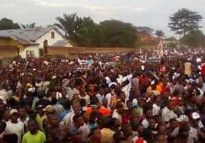 RDC/Kananga: F. Tshisekedi rend hommage aux victimes des atrocités de Kamuina Nsapu