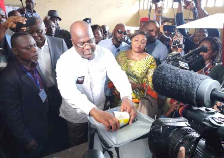 """F. Tshisekedi:"""" Je serai le président de ceux qui ont voté pour moi ou non"""""""