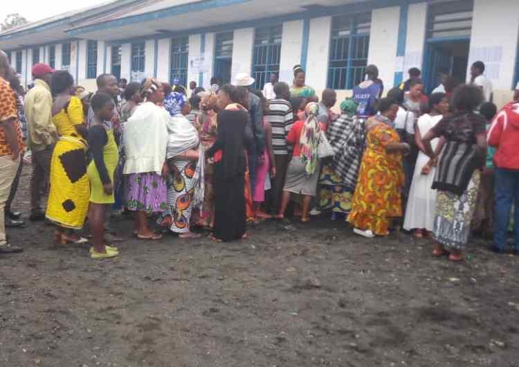 RDC/Nord-Kivu : Goma vote dans le calme