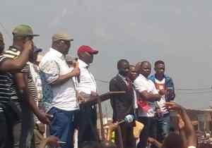 RDC/Présidentielle 2018 : Félix Tshisekedi à Beni, cap pour Butembo !