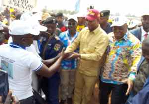 RDC/Présidentielle 2018 : Ramazani Shadary ce lundi 17 décembre à Kananga
