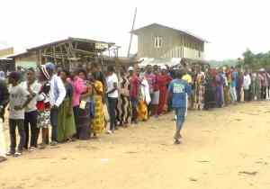 RDC/Bukavu: le vote se poursuivra jusqu'à 3 h du matin au lycée Familia Dei de Bagira