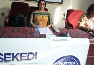 Présidentielle : Hamida Shatur invite les femmes à  voter Félix Tshisekedi
