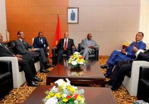 La RDC au menu du sommet spécial de la SADC et de la CIRGL à Brazzaville