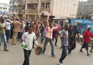 RDC/Beni: coups de feu et gaz lacrymogène pour disperser les manifestants contre le report des élections