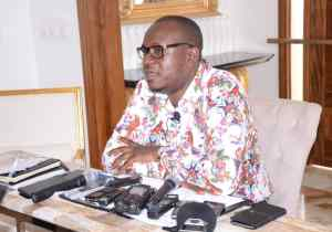 RDC/Présidentielle 2018: Sessanga annonce l'arrivée de F. Tshisekedi à Kananga