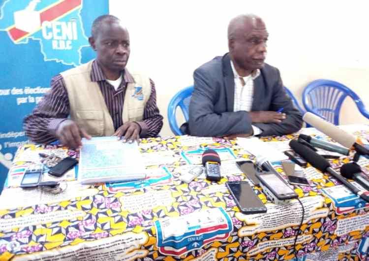 RDC/Sud-Kivu: la Ceni évoque la piste d' un sac des PV tombé à Bukavu