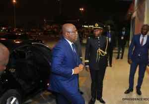 RDC: Félix Tshisekedi attendu à Naïrobi ce mercredi
