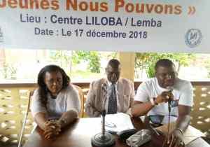 """Élections : la campagne """" Jeunes Nous Pouvons"""" lancée à Kinshasa"""