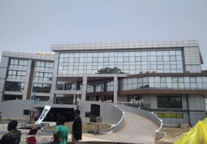 Nouveau bâtiment du Gouvernorat de Kinshasa : de l'opacité financière dans une pointe de modernité