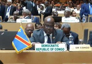 RDC: GSAP/Fatshi salue l'élection de F. Tshisekedi comme 2e vice président de l'UA