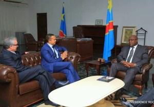 RDC: Luc Gérard Nyafe :«aider le président Félix Tshisekedi à réussir, ce n'est pas aider l'homme mais le pays»
