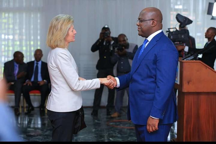 RDC: F. Tshisekedi n'a jamais demandé la levée des sanctions de l'UE