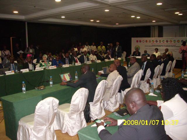 Congo/Brazza: les points focaux du Fonds Bleu des pays membres en atelier à Brazzaville