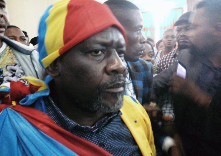 RDC: le directeur de la prison de Makala a menacé de sortir Franck Diongo de sa cellule de force !