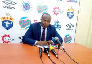 Stade Municipal de Delvaux : le nouveau gestionnaire Bob Makandalele dévoile ses projets