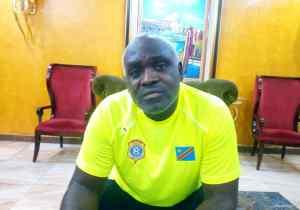 CAN U23/RDC-Maroc : Christian N'sengi Biembe décomplexé et confiant ! (Interview)