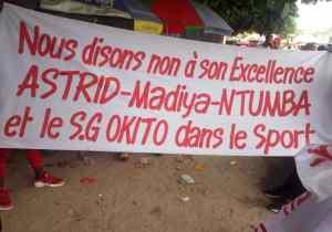 FECOLUTTA : les têtes de la ministre des Sports ai et du Secrétaire général réclamées