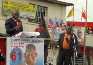 RDC/Goma: le président sous fédéral de l'UNC libéré après 2 ans de détention à la prison Munzenze