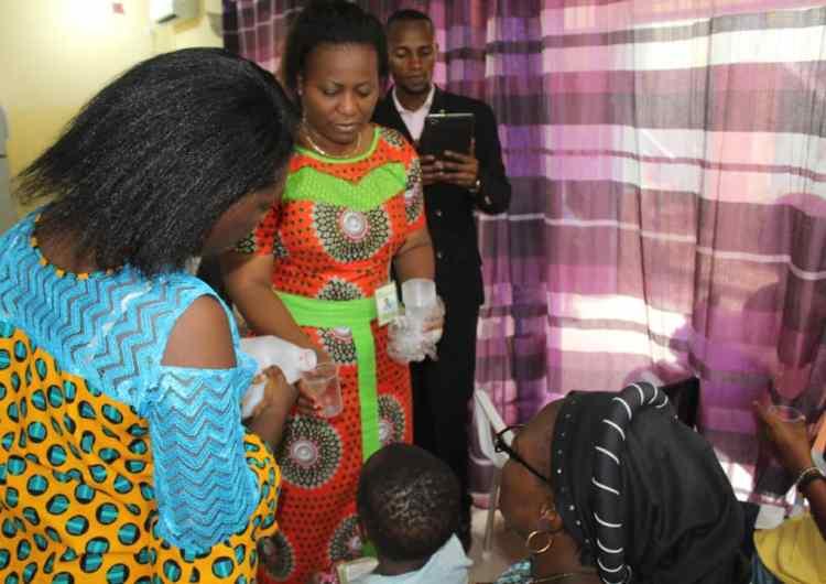 Kinshasa/Santé: HPE ouvre un nouveau point de vente des jus Nounou à Mont-Ngafula
