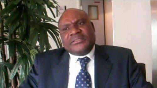 "Congo/Brazza : Paulin Makaya vulgarise les idéaux de ""Uni pour le Congo"" ( UPC)"