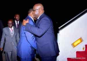 RDC: Félix Tshisekedi à Dakar avant Washington