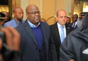 RDC: politique, sécurité, commerce, etc. au cœur de la visite de F. Tshisekedi aux USA