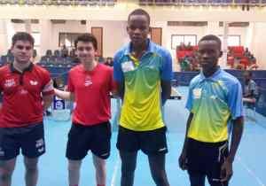 Tennis de Table/Circuit international du Ghana : la RDC a déjà enregistré 3 médailles