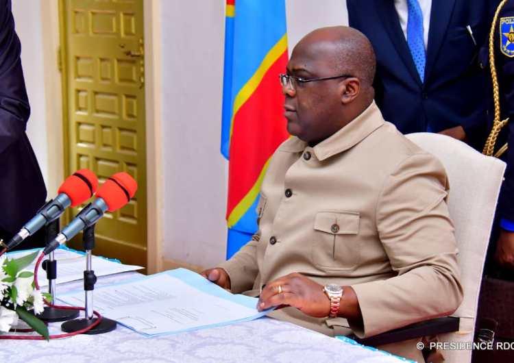 RDC: F. Tshisekedi supprime tout détachement militaire dans les sociétés minières