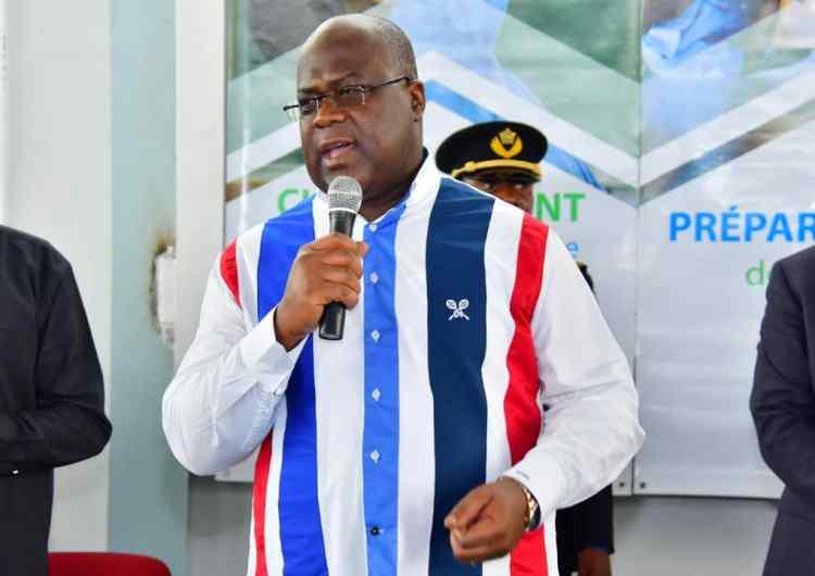 "RDC/Beni : F. Tshisekedi met en garde les ""manipulateurs"" des groupes armés"