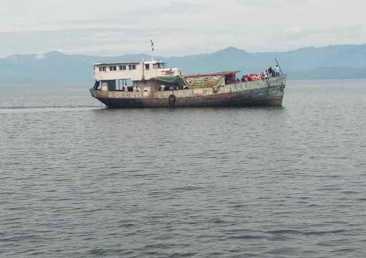 RDC/Goma: des plongeurs s'activent pour retrouver les 4 corps noyés dans le lac Kivu