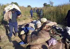 RDC/Lualaba: Des voleurs des câbles aux arrêts