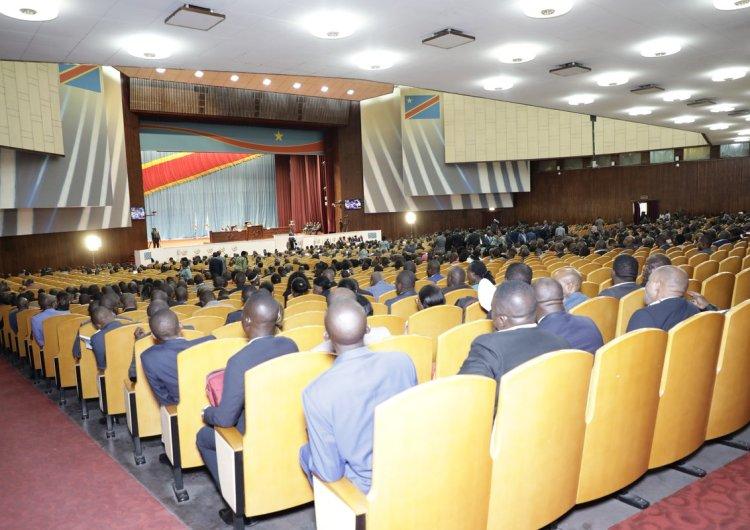 RDC: élections du bureau définitif de l'Assemblée nationale fixées au 23 avril