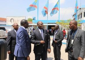 Obsèques Lutumba : le vice-président de l'Assemblée nationale du Congo-Brazza à Kinshasa