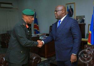 RDC : Le chef d' état major de l'armée Rwandaise à Kinshasa