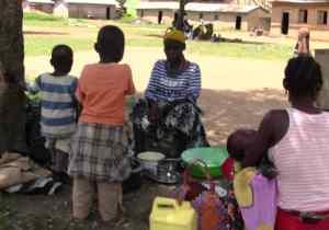 RDC/Beni: déplacés de guerre et écoliers partagent les mêmes salles de classe à Oicha !