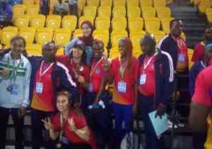 Boxe :participation 100 % réussie pour la RDC au CHAN Gabon 2019 !